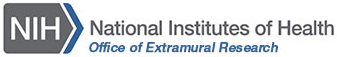 National Institutes of Health - Office of Extramural Research logo