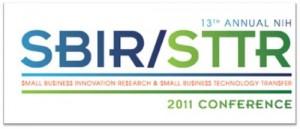 logo for 2011 SBIR/STTR conference
