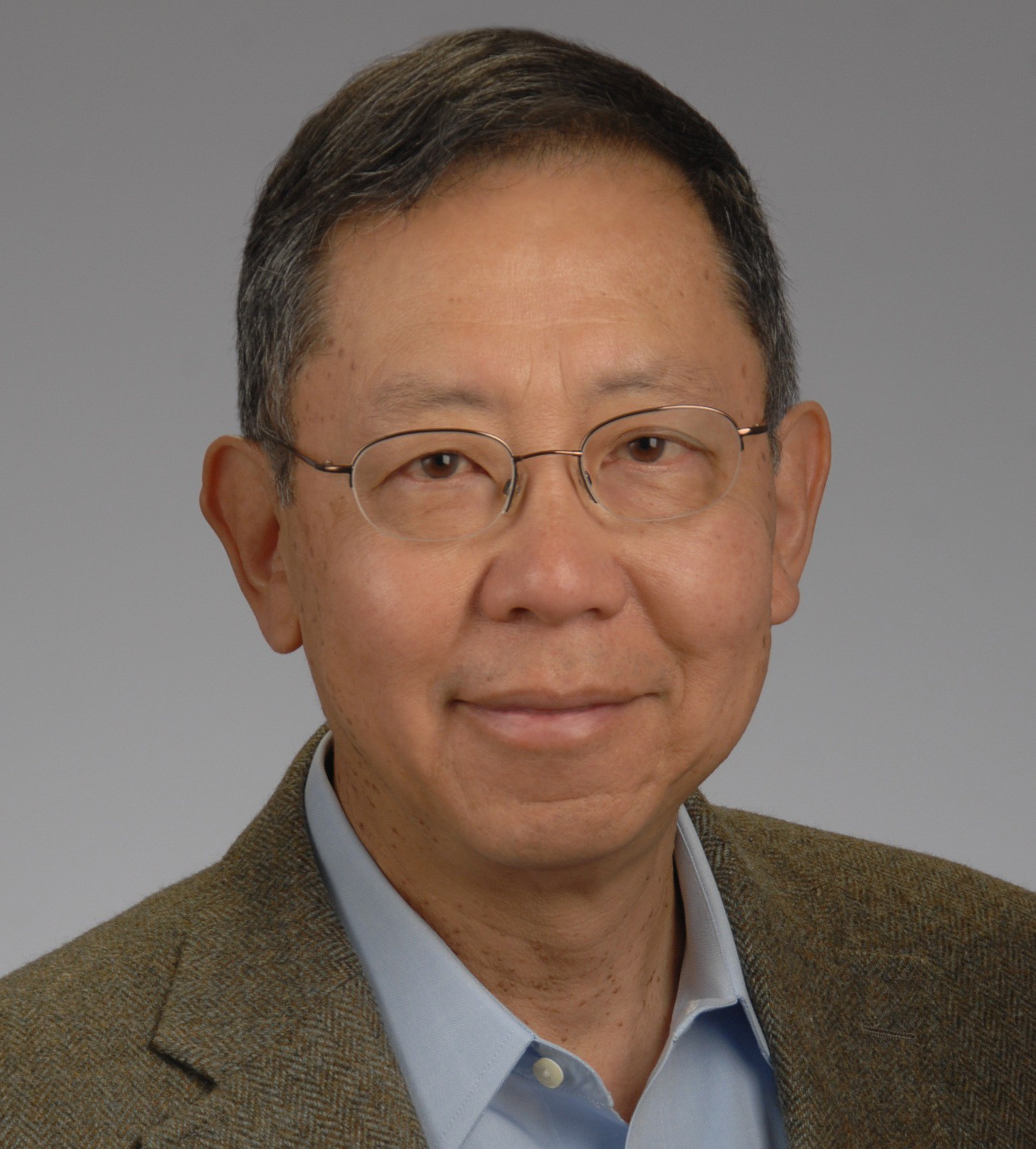 Dr. Richard Nakamura, director of NIH's Center for Scientific Review