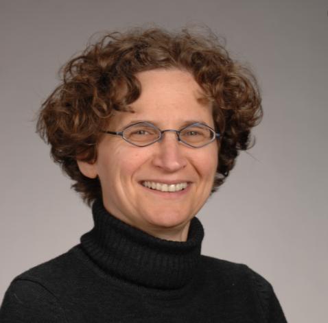 Headshot of Dr. Sharon Milgram
